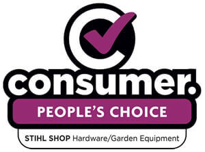 Consumer Peoples Choice Award Is Proudly Displayed By STIHL SHOP Blenheim